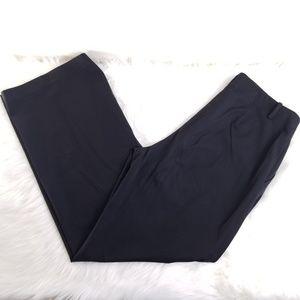 Lauren Ralph Lauren Black Sanderson Pants B110